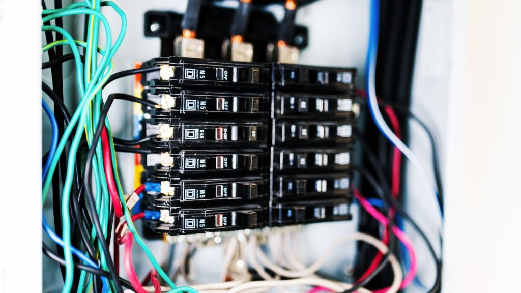 Volt Circuit breaker