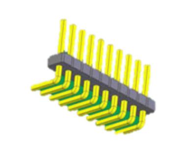 Pin Header 1.27mm (0.05″) pitch