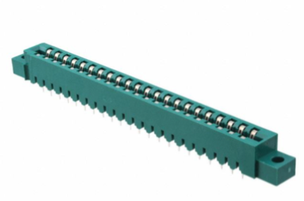 0.156″ Female Edge Card Connector